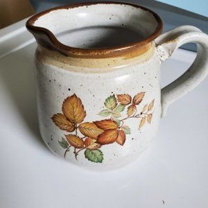 O'Keefe California Stoneware Pitcher